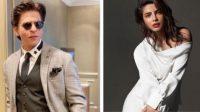 5 Tanda Kedekatan SRK dan Priyanka Chopra, Beneran Selingkuh?