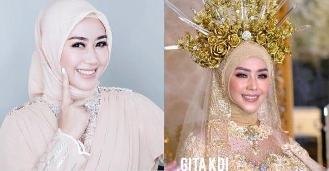 7 Potret Gita KDI 2, Makin Cantik setelah Jadi Ibu Satu Anak