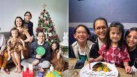 7 Potret Kebersamaan Mendiang Suami Joanna Alexandra dengan Anak dan Istri