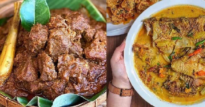 9 Resep Masakan Padang Populer, dari Rendang sampai Gulai Kepala Ikan