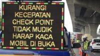 Ada Larangan Mudik, Ini Syarat Keluar Masuk DKI Jakarta