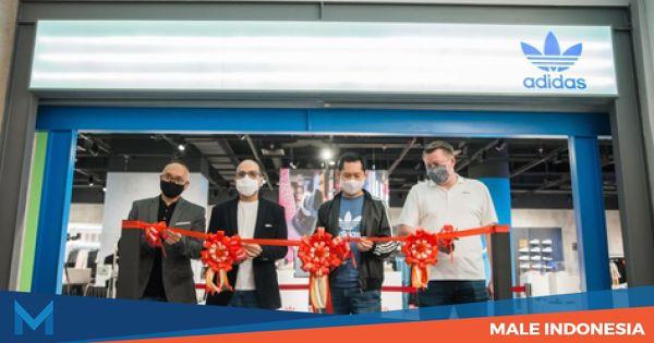 Adidas Luncurkan Concept Store Baru di PIM 3