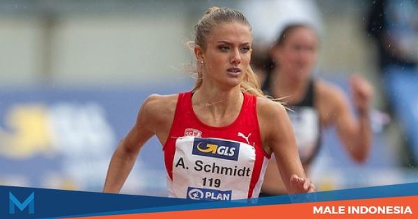 Alica Schmidt, Atlet Lari Terseksi di Dunia