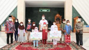 Bank DKI Berbagi Bersama Anak Yatim