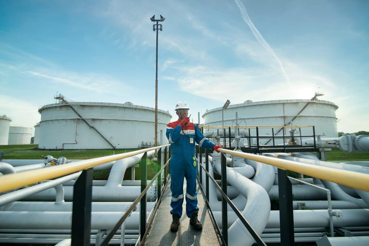 Bisnis Pengolahan dan Petrokimia Pertamina Lampaui Target Triwulan I/2021