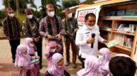 Bupati Mabar: Mobil Pintar Askrindo Tingkatkan Literasi Masyarakat