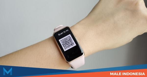 Cara Instal Huawei Health App di Huawei Band 6