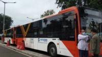 Cegah Kerumunan di Pasar Tanah Abang, TransJakarta Sediakan 4 Rute Khusus Menuju Jakarta Pusat