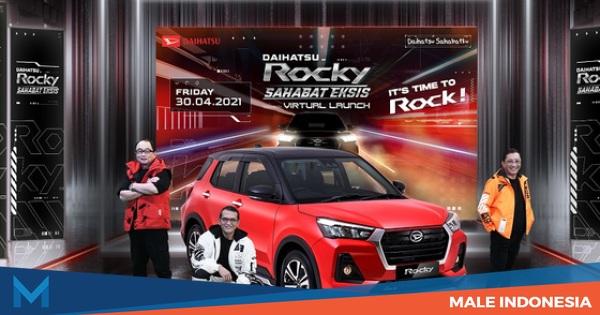 Daihatsu Rocky Akhirnya Resmi Diluncurkan