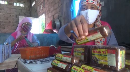 Dapat Support Pemkot, Sambel Pecel UMKM Kediri Tembus Pasar Dubai