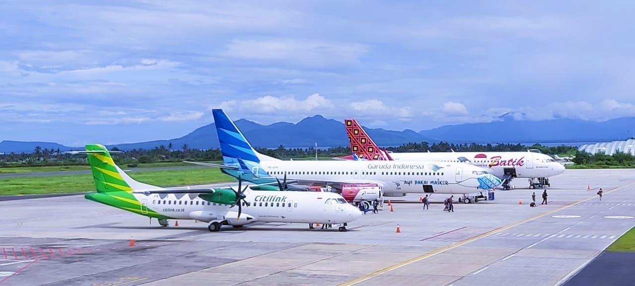 'Dilarang Mudik', Menhub: Penumpang Bandara Soetta Turun 90 Persen