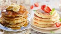Enak dan Lezat, 5 Kreasi Resep Pancake yang Mudah Dibuat untuk Sarapan Keluarga