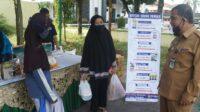 Gelar Pasar Murah, Pengunjung Diminta Disiplin Protokol Kesehatan