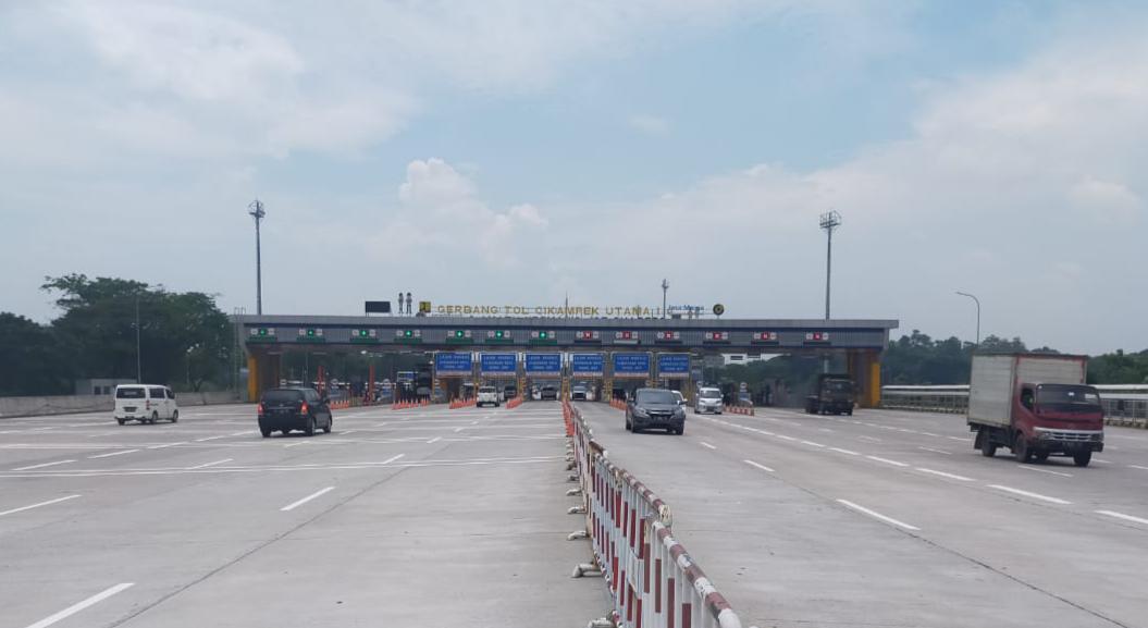 H-3 s.d H-1 'Dilarang Mudik', Jasa Marga: 414.000 Kendaraan Meninggalkan Jabotabek