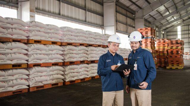 Hadapi Lebaran, Pupuk Indonesia Siapkan Stok Hingga 803.000 Ton