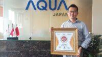 Hadirkan Inovasi Produk Berkualitas, Brand AQUA Japan Makin Populer di Indonesia