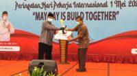 INKA Raih Penghargaan dari Walikota Madiun Juara I Lomba Perusahaan Aman dan Sehat