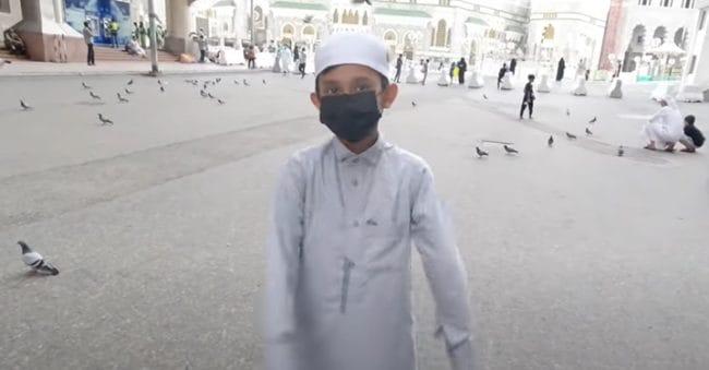Ibu Meninggal, Bocah 11 Tahun Anak TKI Ini Hidup Sebatang Kara di Arab