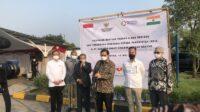 Indonesia Kirim Bantuan 3.400 Tabung Oksigen ke India