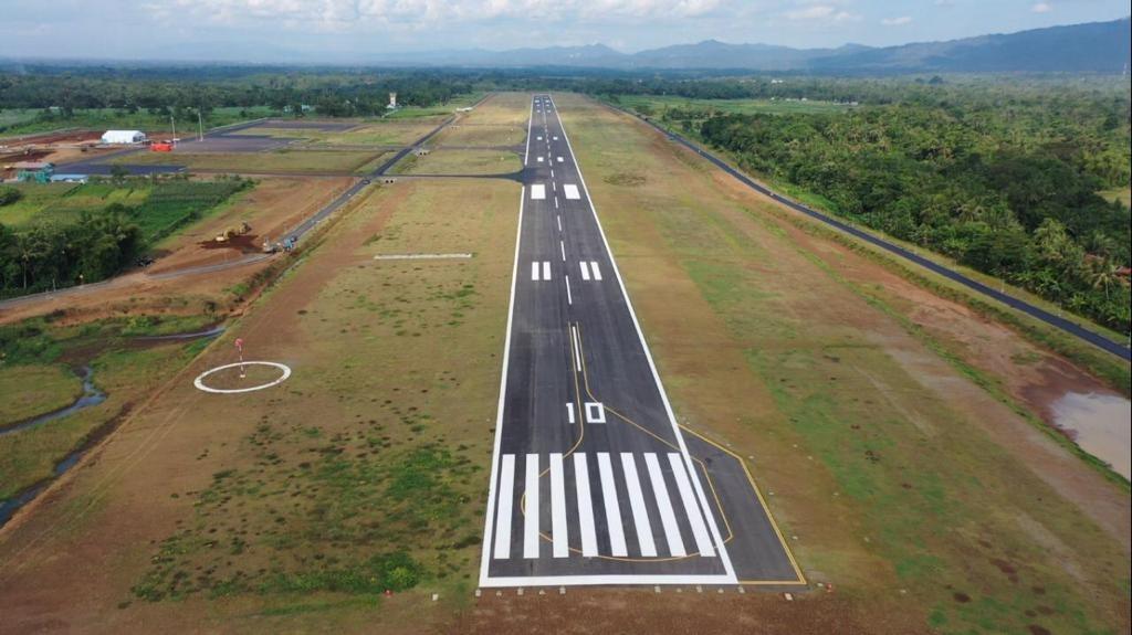 Ini Persiapan AP II Jelang Pembukaan Perdana Bandara Jenderal Besar Soedirman Purbalingga
