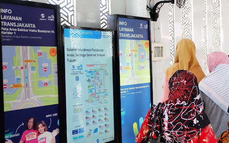 Integrasi Sistem Transportasi DKI Jakarta, JakLingko TargetkanTerlaksana pada Agustus 2021