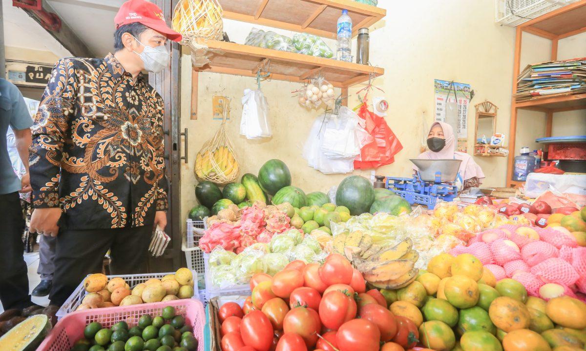 Jelang Lebaran, Harga Kebutuhan Pangan di 3 Pasar Tradisional Surakarta Stabil