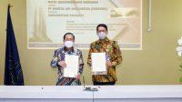 KAI dan Universitas Trisakti Teken MoU Penataan dan Pengembangan Stasiun di Wilayah DKI Jakarta