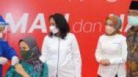 KemenPPPA Gelar Vaksinasi bagi Pendamping Perempuan dan Anak Korban Kekerasan