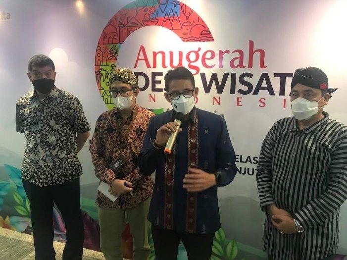 Kemenparekraf Hadirkan Program Anugerah Desa Wisata