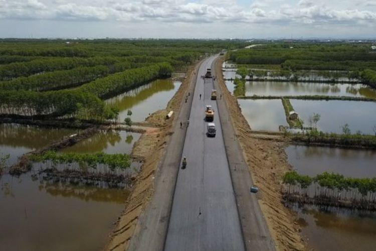 Kempupera Sukses Rampungkan Jalan Lingkar Brebes-Tegal