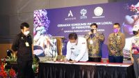 Kerja Sama Kementan dan Jaringan Hotel Internasional Dorong Produk Pangan Lokal Mendunia