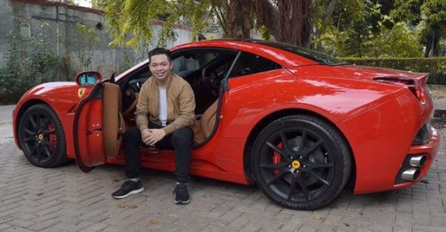 Kisah Sukses Rico Huang, Pernah Drop Out hingga Kini Punya Omzet Miliaran