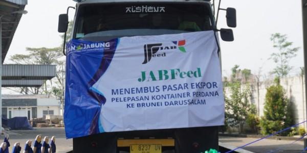 Koperasi Jatim Ekspor Pakan Ternak 52.500 kg ke Brunei Darussalam