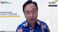 Kuartal II/2021, Bank Mandiri Optimis Ekonomi dan Kredit Membaik