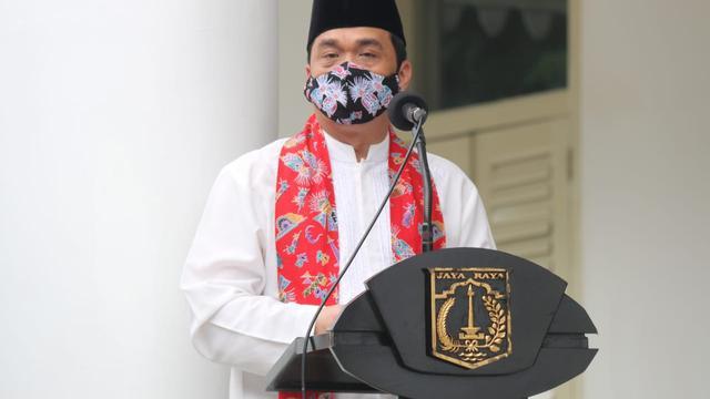 Larang Takbir Keliling, Wagub DKI: Di Mushola dan Masjid Masing-Masing