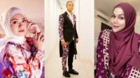 Lebaran Pertama Artis Mualaf, Bagikan Momen Ceria Idul Fitri 2021