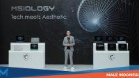 MSI Kenalkan Laptop Seri Intel(R) H Gen 11 baru