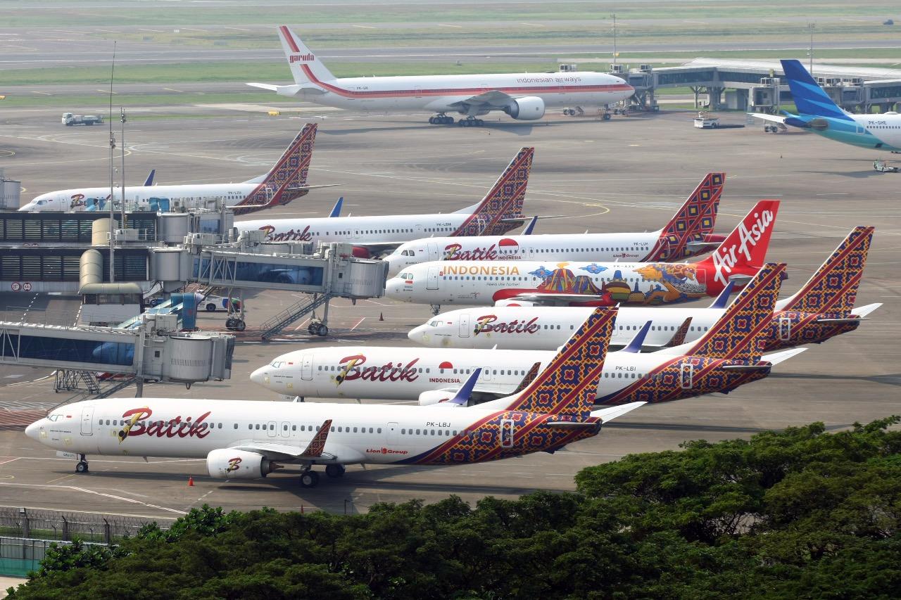 Masa Larangan Mudik, Penumpang Pesawat di AP II Turun 91 Persen