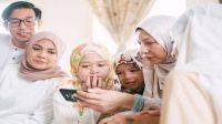 Masih Suasana Lebaran, Panjatkan Doa Halal Bi Halal Saat Silaturahmi Virtual