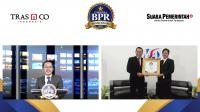 Masuk TOP 250 BPR di Indonesia, BPR Madani Sejahtera Abadi Raih Indonesia BPR Brand Award 2021 - Suara Pemerintah