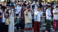 Menag Terbitkan Panduan Penyelenggaraan Shalat Idul Fitri, Ini Materinya