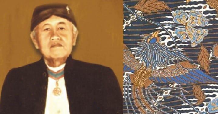 Mengenal K.R.T Hardjonagoro, Budayawan Tionghoa yang Menciptakan 200 Motif Batik