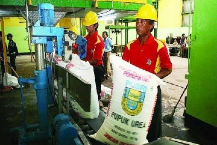Mentan Dukung Penuh Pupuk Sriwijaya Bangun Pabrik Baru