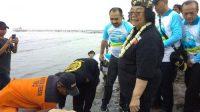 Menteri LHK: Indonesia Sukses Kurangi 98 Ribu Ton Sampah Plastik Laut