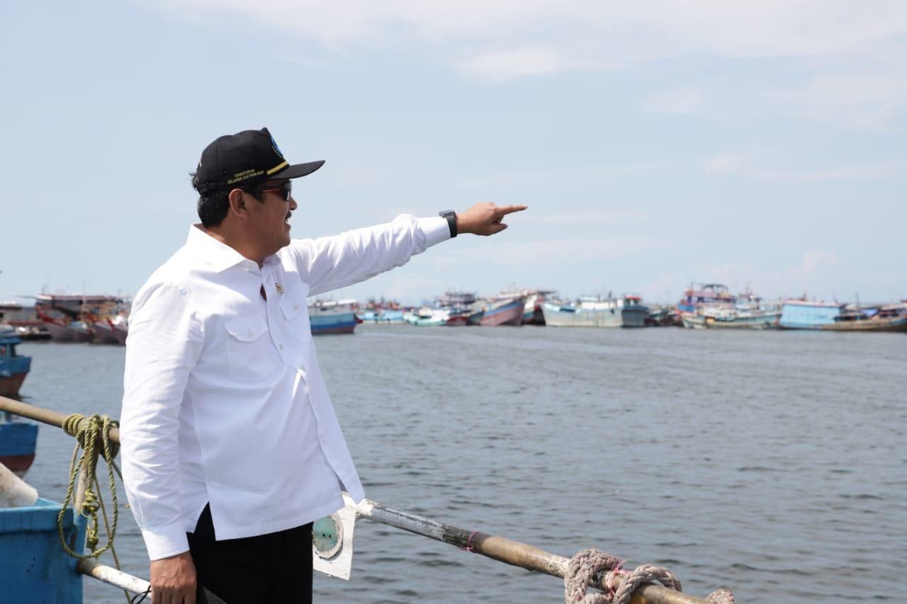 Menteri Trenggono Sebut Probolinggo Cocok Jadi Sentra Ekonomi Perikanan di Jatim