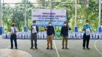 PTPP Bagikan Sembako untuk Para Pekerja dan Realisasikan Program KETUPPAT Ramadhan