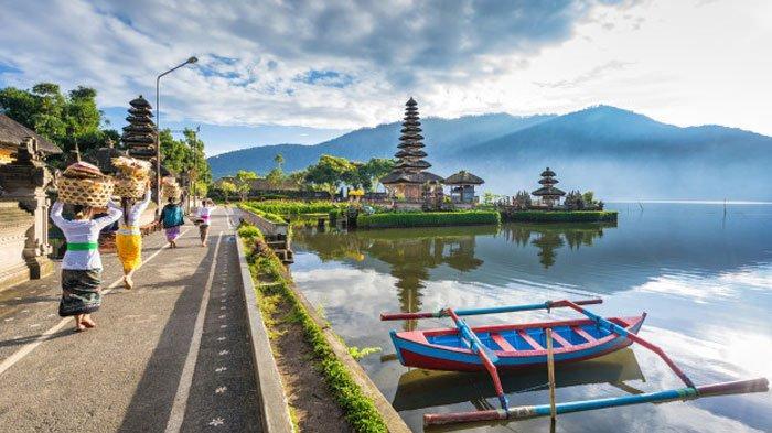 Pemerintah Targetkan 2,8 Juta PNS Pusat Ikut Program Bekerja dari Bali