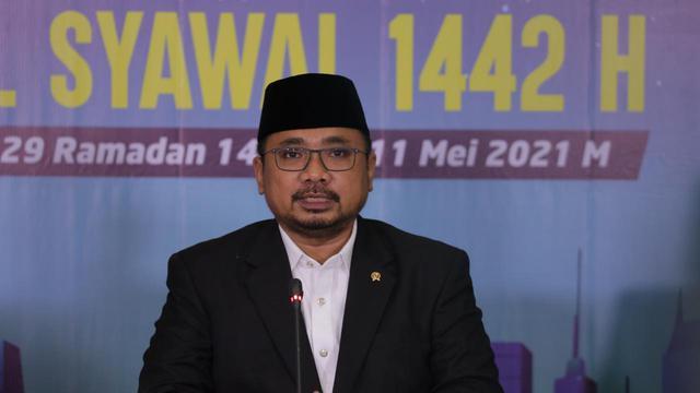 Pemerintah Tetapkan Lebaran Jatuh pada Kamis 13 Mei 2021