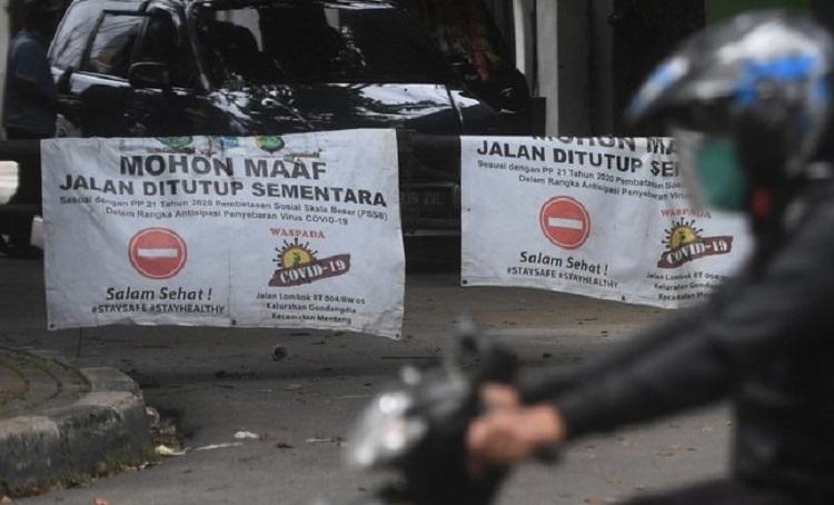 Pemprov DKI Jakarta Perpanjang PPKM Mikro hingga 31 Mei
