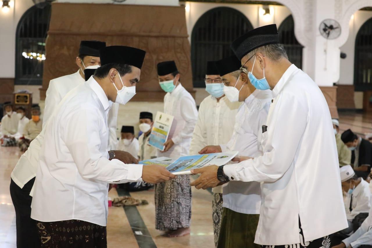 Pemprov Jateng Salurkan Rp281 M untuk Guru Agama dan Bosda Madrasah Aliyah